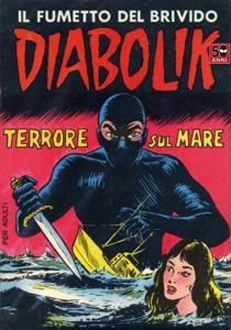 Diabolik #7 Book Cover