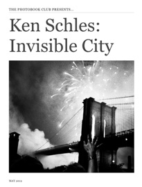 KEN SCHLES: INVISIBLE CITY, A DIGITAL RESOURCE