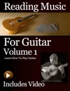 Reading Music For Guitar Vol 1