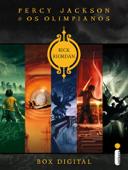 Percy Jackson e os Olimpianos: Box Digital Book Cover