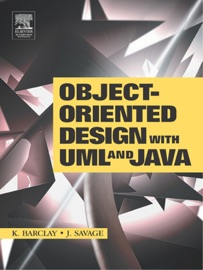 Object Oriented Design With Uml And Java