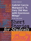 A Study Guide For Gabriel Garcia Marquezs A Very Old Man With Enormous Wings