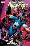 The New Avengers Vol 3 Secrets  Lies
