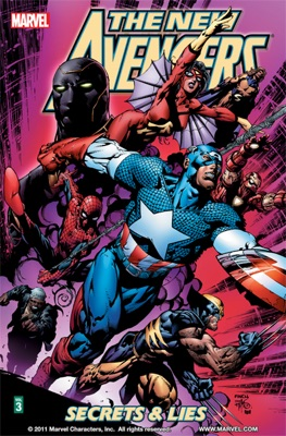 The New Avengers, Vol. 3: Secrets & Lies