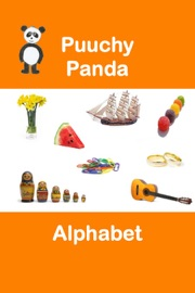 Puuchy Panda Alphabet
