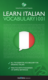 Learn Italian - Word Power 1001