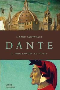 Dante da Marco Santagata Copertina del libro