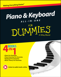Piano and Keyboard All-in-One For Dummies book