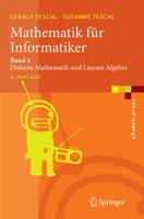 Gerald Teschl & Susanne Teschl - Mathematik für Informatiker artwork