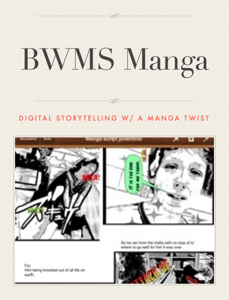 Black Water Middle School Manga Book Review