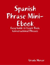 Spanish Phrase Mini Ebook