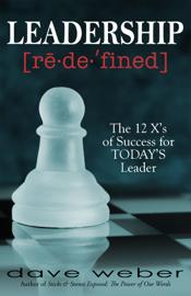 Leadership Redefined book