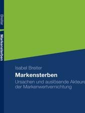 Markensterben By Isabel Barbara Breiter On Apple Books