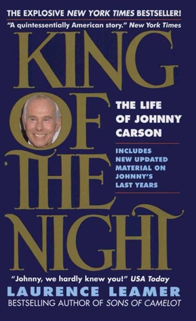 King Of The Night By Laurence Leamer On Apple Books
