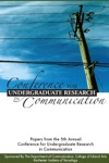 Conference For Undergraduate Research In Communication