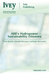 ABBs Hydropower Sustainability Dilemma