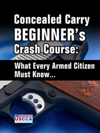 Concealed Carry Beginner's Crash Course