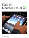 IPads At Elmwood School