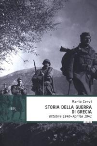 Storia della guerra di Grecia da Mario Cervi