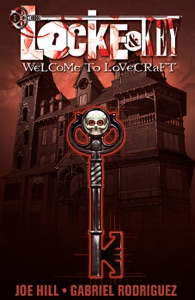 Locke & Key, Vol. 1: Welcome to Lovecraft Book Cover