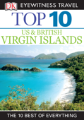DK Eyewitness Top 10 US and British Virgin Islands
