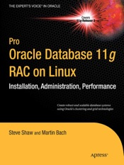 Download Pro Oracle Database 11g RAC on Linux