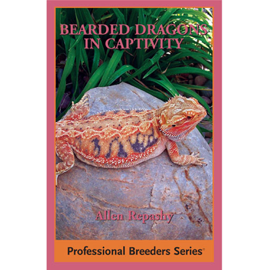 Beared Dragons in Captivity book