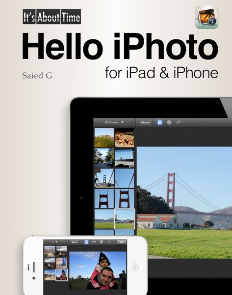 Hello iPhoto for iPad & iPhone