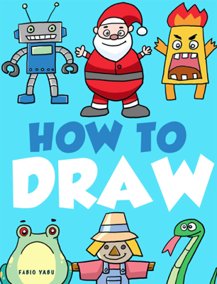 How to Draw - Fabio Yabu book