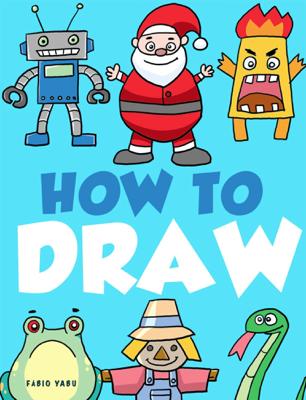 How to Draw - Fabio Yabu book
