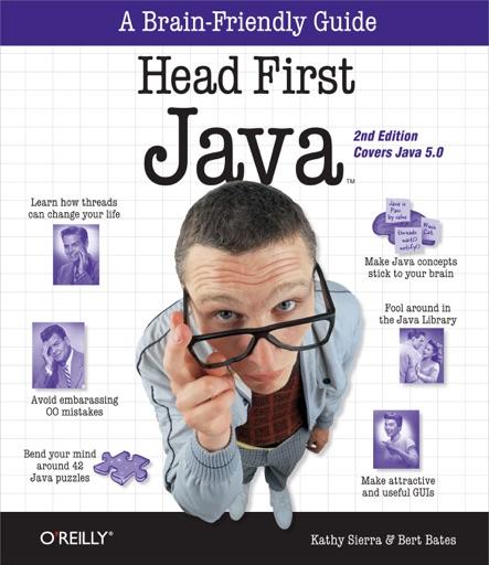 Head First Java - Kathy Sierra & Bert Bates