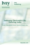 Samsung Electronics A Entering India