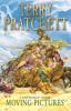 Terry Pratchett - Moving Pictures artwork