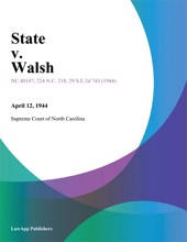 State v. Walsh