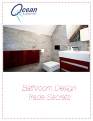 Bathroom Design & Trade Secrets from Ocean Bathrooms