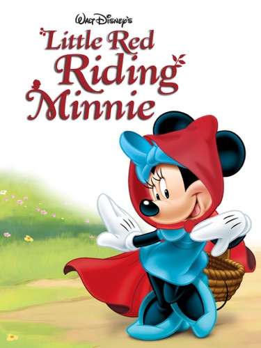 Disney Book Group - Little Red Riding Minnie