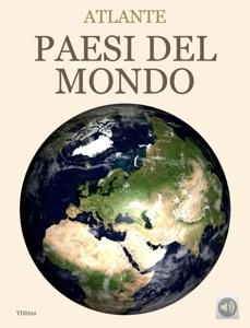 Atlante PAESI DEL MONDO Book Cover