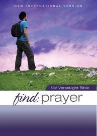 NIV, FIND PRAYER: VERSELIGHT BIBLE, EBOOK
