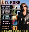 JD Robb  The IN DEATH COLLECTION Books 16-20