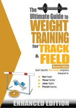 The Ultimate Guide To Weight Training For Track And Field: Enhanced