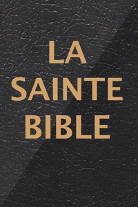 La Sainte Bible da Augustin Crampon, chanoine catholique