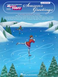 Season's Greetings (Songbook) book