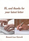 Hi And Thanks For Your Latest Letter