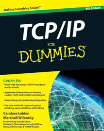 TCP / IP For Dummies book