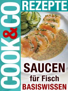 Saucen für Fisch - Basiswissen Buch-Cover