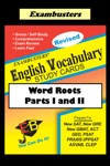 Exambusters English Vocabulary Study Cards Word Roots Parts I And II
