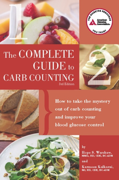 Complete Guide To Carb Counting By Hope S Warshaw Rd Karmeen