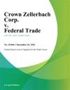 Crown Zellerbach Corp V Federal Trade