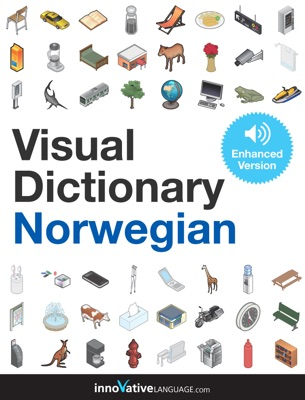 Visual Dictionary Norwegian (Enhanced Version)