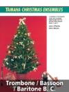 Yamaha Christmas Ensembles Trombone